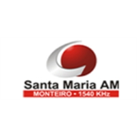 Logo of radio station Radio Santa Maria AM 1540