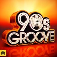 Logo of radio station 90's Groove Radio