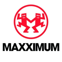 Logo of radio station Maxximum