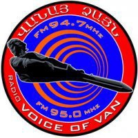 Logo of radio station Radio Voice of Van 94.7