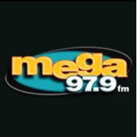 Logo of radio station La Méga 97.9