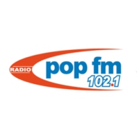Logo of radio station PopFM 102.1