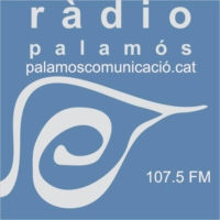 Logo of radio station Ràdio Palamós