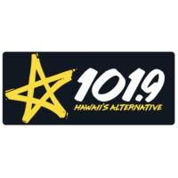 Logo of radio station KUCD Star 101.9