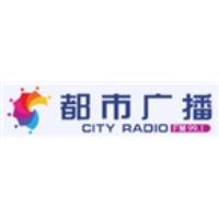 Logo of radio station Dalian City Radio 99.1