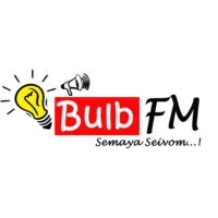 Logo of radio station Bulb FM