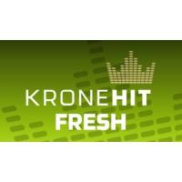 Logo of radio station KRONEHIT Fresh