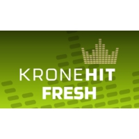 Logo of radio station KRONEHIT Fresh