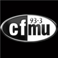 Logo of radio station CFMU 93.3