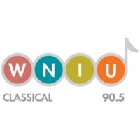 Logo of radio station WNIU Classical 90.5