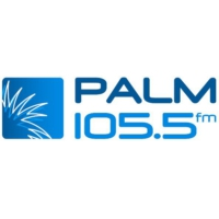 Logo de la radio Palm 105.5