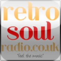 Logo of radio station Retro Soul Radio