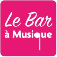 Logo of radio station Le Bar à Musique