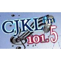 Logo of radio station CJKL