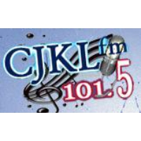 Logo of radio station CJKL