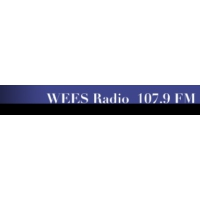 Logo of radio station WEES 107.9 FM