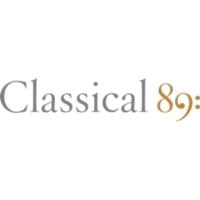 Logo of radio station KBYU-FM Classical 89
