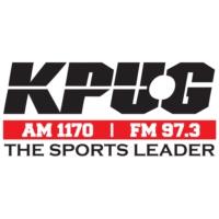 Logo of radio station 1170 KPUG