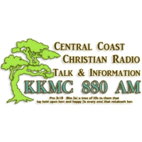 Logo of radio station KKMC 880