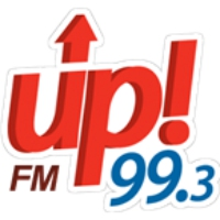 Logo of radio station Up 99.3