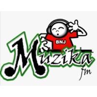 Logo of radio station BNJ Muzika FM
