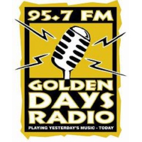 Logo de la radio Golden Days Radio
