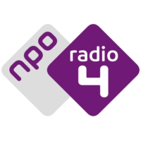 Logo of radio station NPO Radio 4