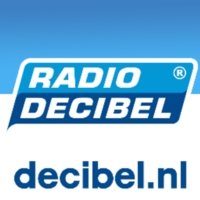 Logo of radio station Radio Decibel
