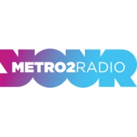 Logo of radio station Metro 2 Radio