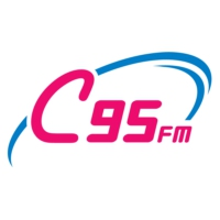Logo of radio station C95 FM