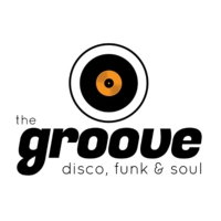 Logo de la radio the groove - disco, funk and soul
