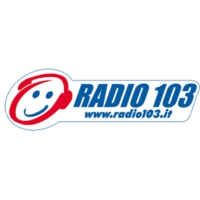 Logo of radio station Radio 103 Piemonte