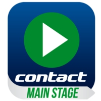 Logo of radio station Contact Main Stage