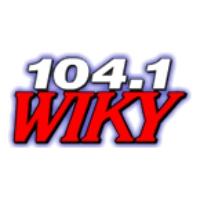 Logo of radio station WIKY