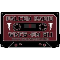 Logo of radio station WKCS 91.1FM