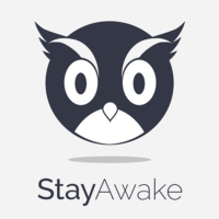 Logo of radio station StayAwake Radio