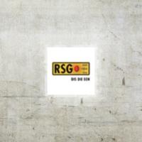 Logo of radio station RSG