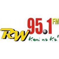 Logo de la radio DWRW 95.1