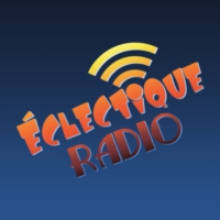 Logo of radio station Éclectique Radio