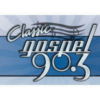 Logo of radio station WLVF Gospel 90.3 FM