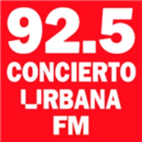 Logo of radio station Concierto Urbana
