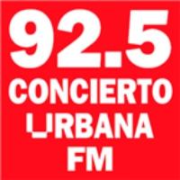 Logo de la radio Concierto Urbana