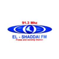 Logo of radio station Elshaddai FM 91.3