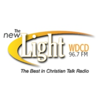 Logo of radio station WDCD New Light 96.7