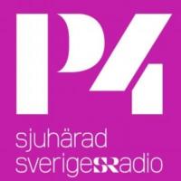 Logo of radio station Sveriges Radio - P4 Sjuhärad