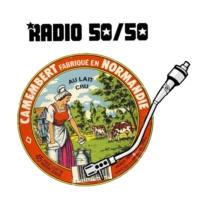 Logo de la radio radio 50/50