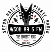 Logo of radio station WSOU 89.5 FM