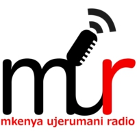 Logo of radio station Mkenya Ujerumani Radio