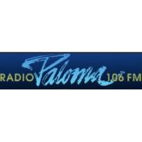 Logo de la radio Radio Paloma 106