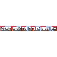 Logo of radio station KZSC Santa Cruz 88.1